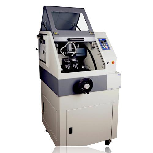 大型全自動金相切割機TNC-ASL系列,100%由台灣製造設計,打造適合金屬產業及科技產業使用。
